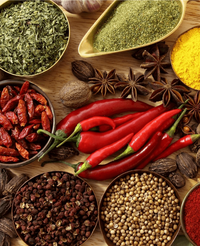 Stock Your Spice Cabinet