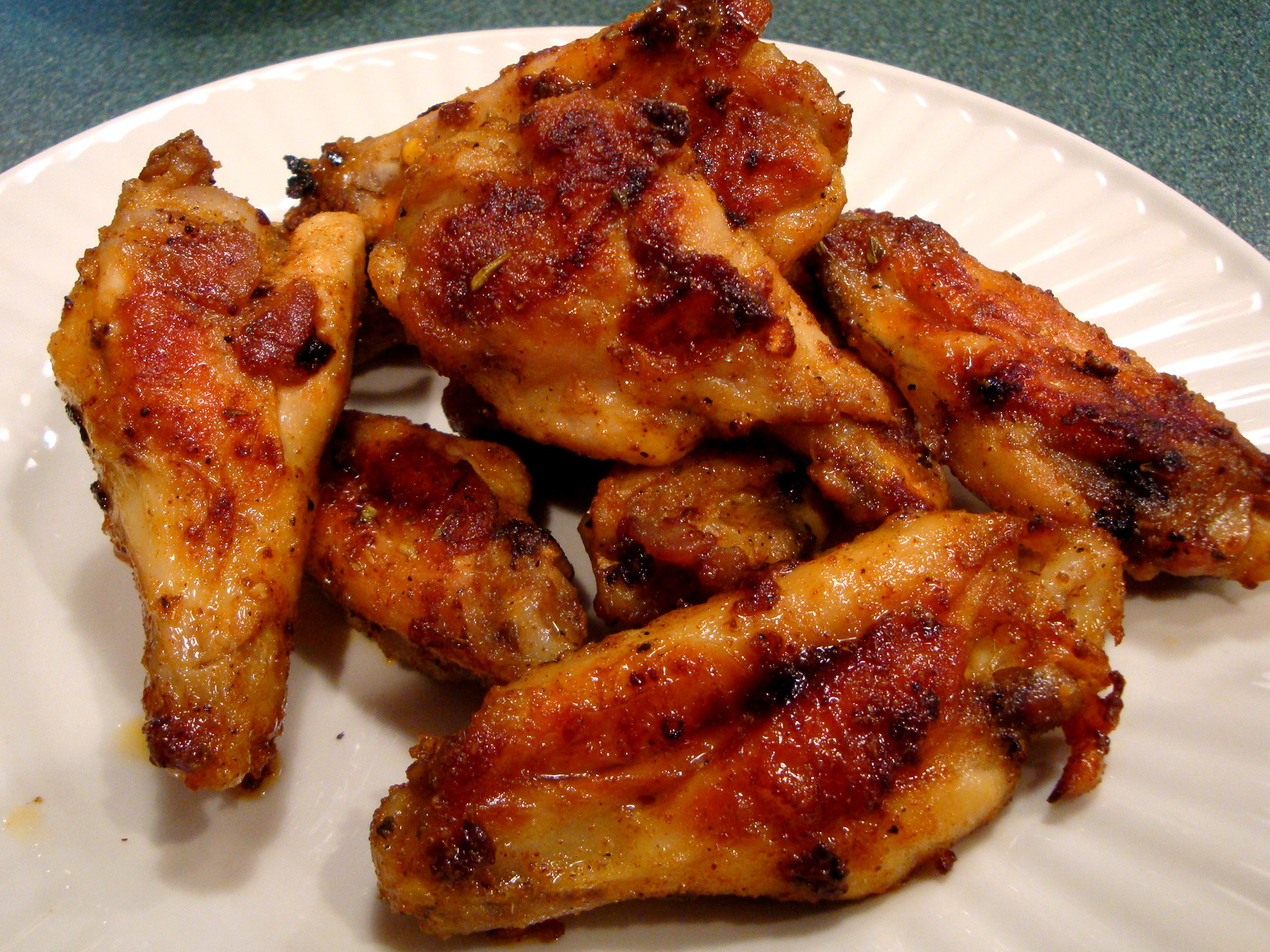Good Dinner Mom | Cajun Spiced Chicken Wings - Good Dinner Mom