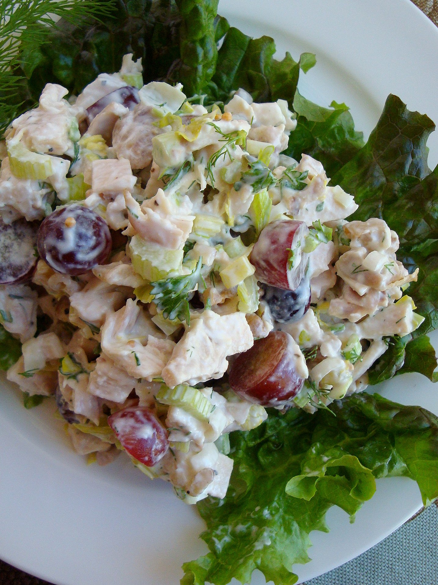 Good Dinner Mom | Chicken Salad Recipe - Good Dinner Mom