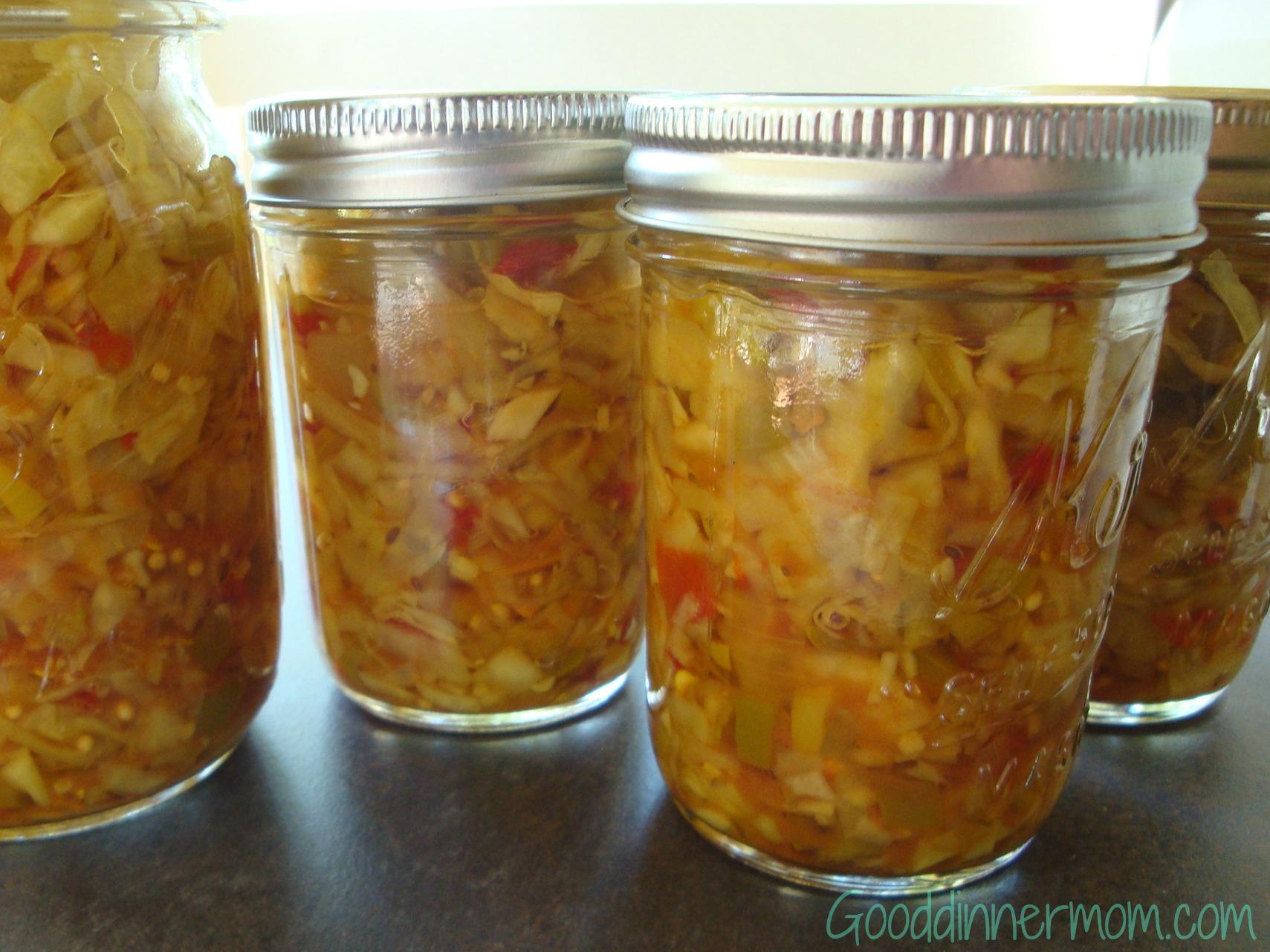 Good Dinner Mom | Chow Relish And My Neighbor's Garden - Good Dinner ...