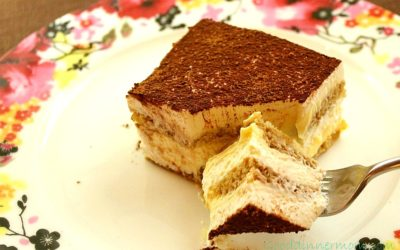 Tiramisu With Homemade Ladyfingers