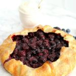 Berry Galette {Foolproof and Easy}