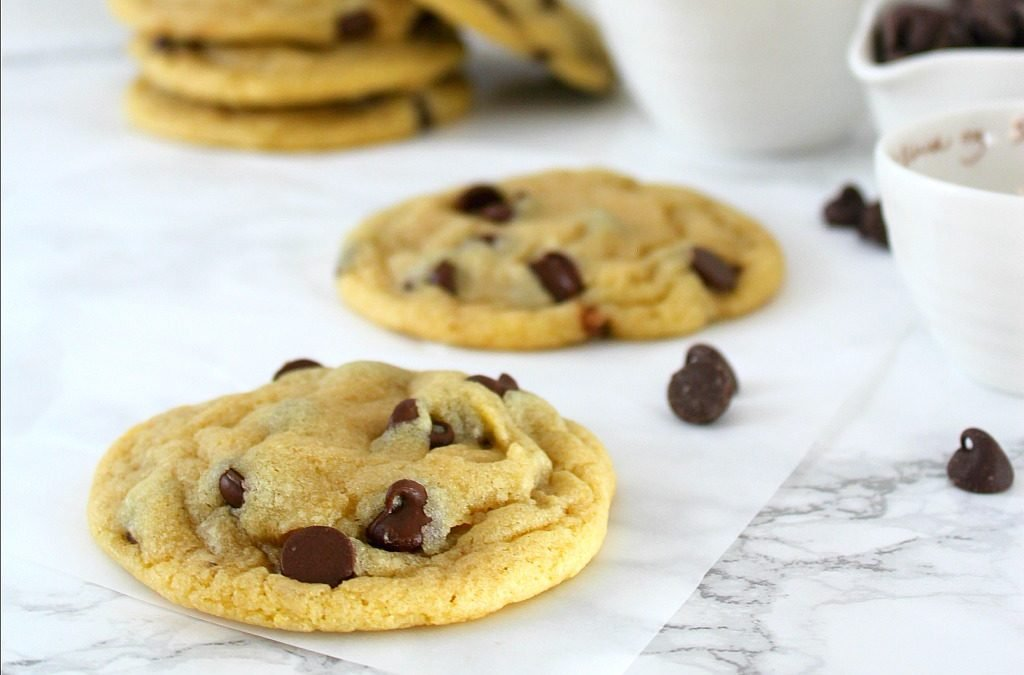 Best Soft Chocolate Chip Cookies {ever!}