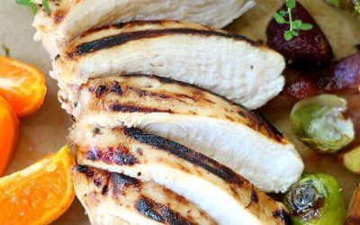 Citrus Marinated Chicken Breasts