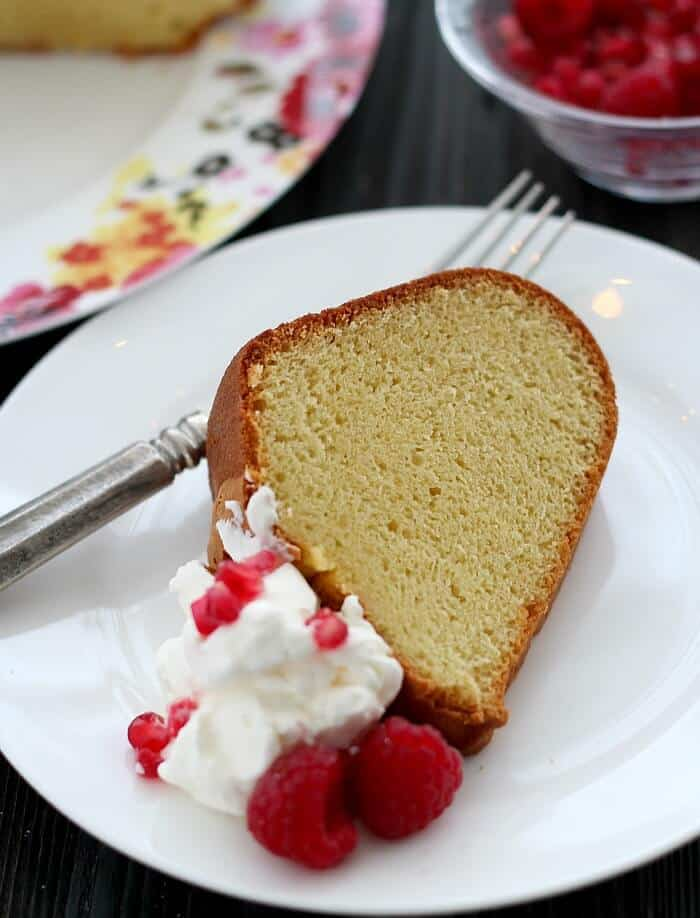 Perfect Pound Cake is easily achieved when you follow just a few hard and fast rules.