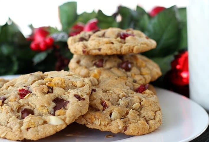 Chocolate Chip Cookies good enough for Santa