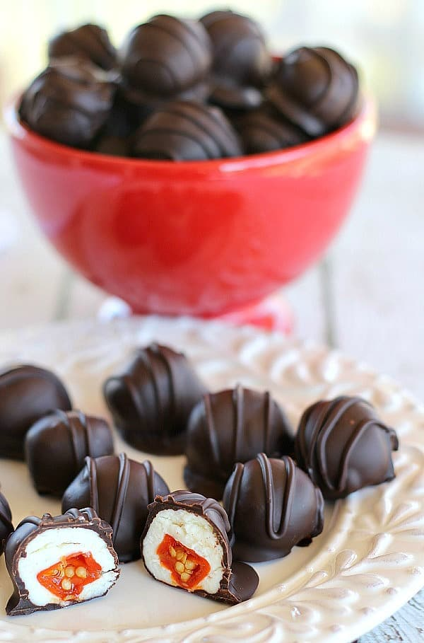 Chocolate Covered Rasberries. This Cake Revealed Itself To ...