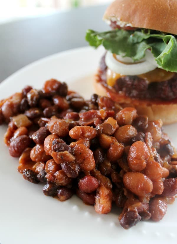 My Best Baked Beans