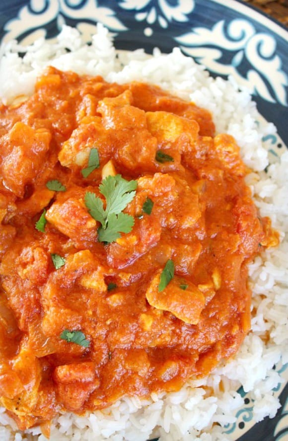 Butter Chicken that will knock your socks off!