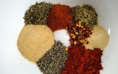 Cajun Spice Rub Recipe