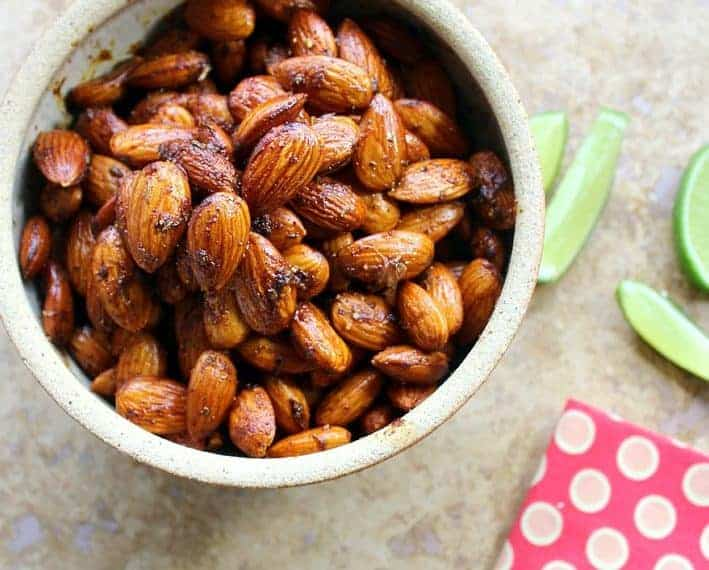 Caribbean Spiced Nuts