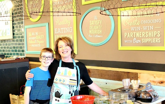Cooking Healthy At Whole Foods Market