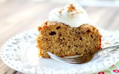 Cottage Apple Spice Cake