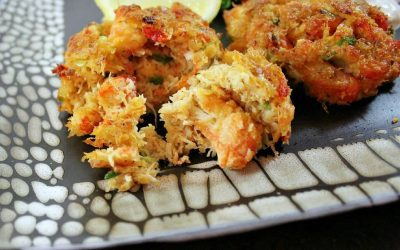 Perfectly Simple Crab Cakes