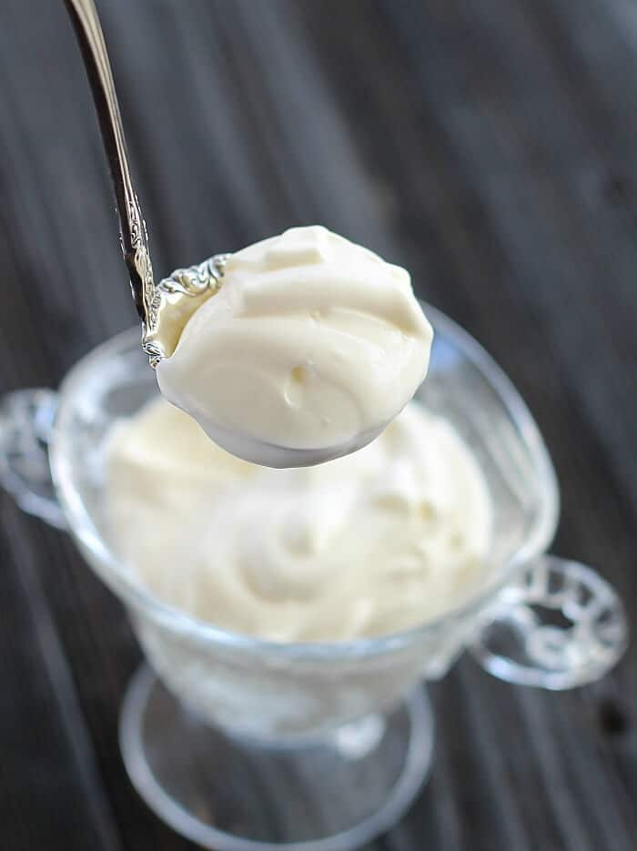 This créme fraîche recipe is almost effortless and whether you use buttermilk or sour cream as your starter, the flavor is pure heaven.