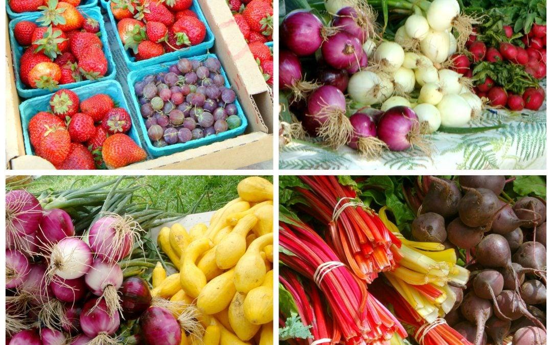 Where I Live – Salt Lake City Farmers' Market