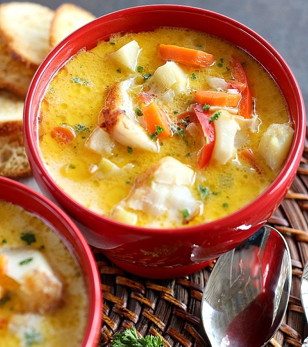 Oven Baked Chowder