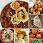 My Best Football Food Recipes