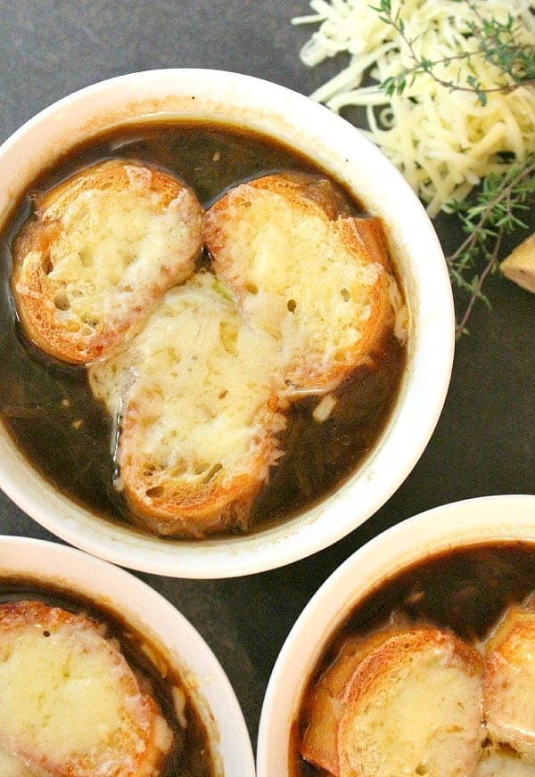 The best French Onion Soup Recipe does not hide a pot of mediocre ...