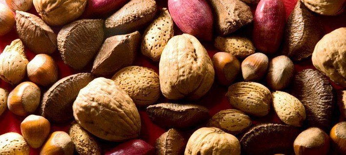 Stock your pantry with baking essentials. Week 5- Nuts