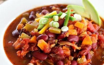 Hearty Vegan Chili