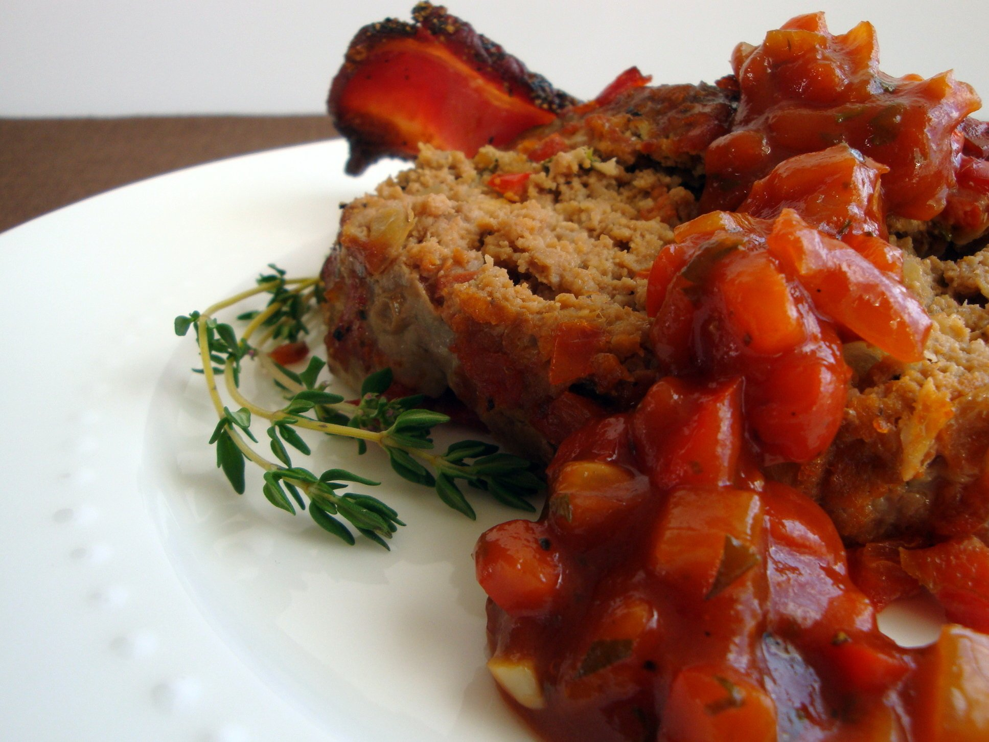 World's Best Meatloaf with tomato relish - Good Dinner Mom