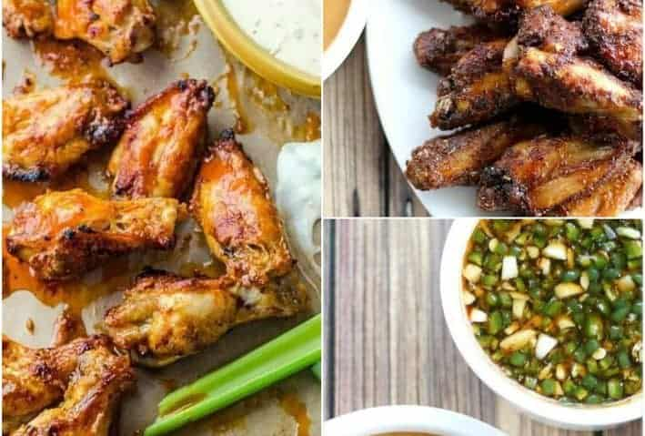 Ultimate Chicken Wing Recipes