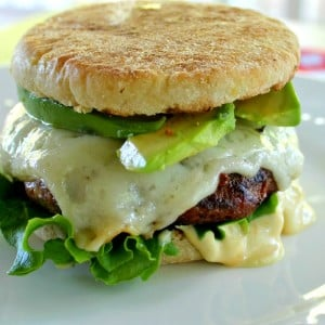 Moist and Delicious Turkey Burgers