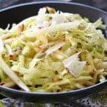 Asian Pear Cole Slaw Recipe