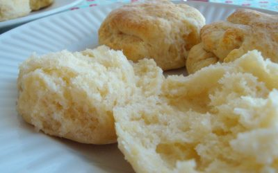 Melt In Your Mouth Southern Buttermilk Biscuits