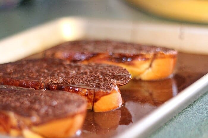 Chocolate French Toast is one of the best French toast recipes I've tried. Easy yet decadent and delicious.