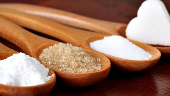 Sugars for a baking pantry