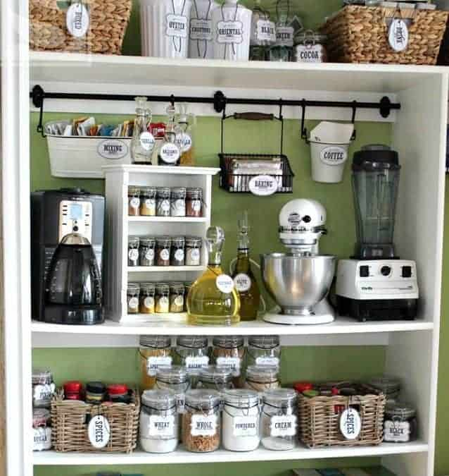 Stocking Your Pantry Baking Essentials