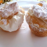 Aunt Pat's Famous Cream Puff Recipe