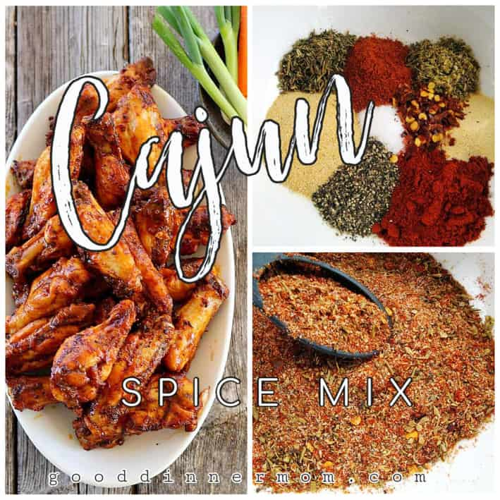 cajun spice mix pinterest