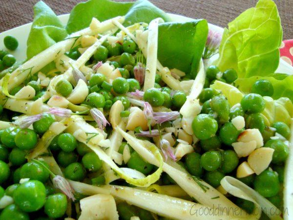 Butter Lettuce Salad with Mustard Vinaigrette