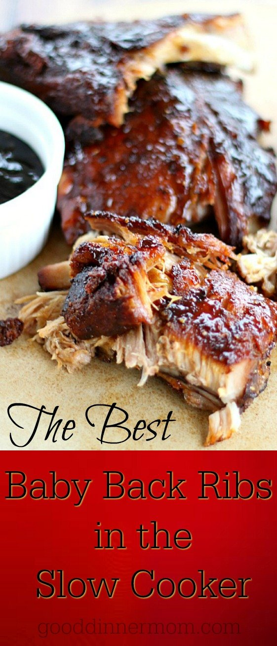 The best ribs in a slow cooker. Period.