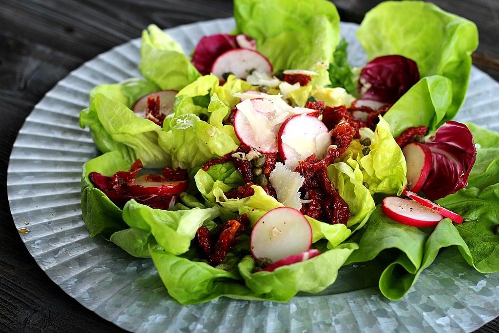 butter blossom lettuce salad � good dinner mom