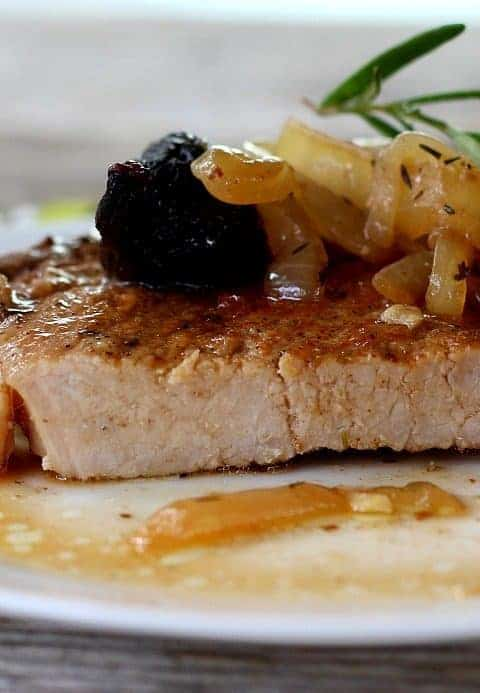 Balsamic Pork Chops with Figs {Instant Pot or Stove Top ...