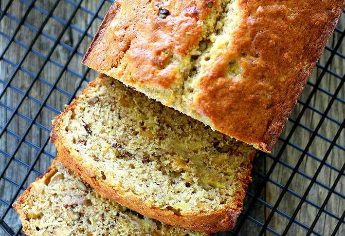 Perfect Classic Banana Bread