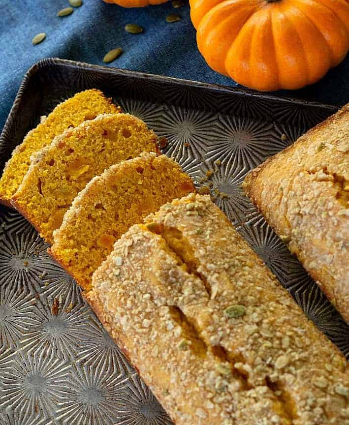 Moist, delicious, fresh, Apricot Pumpkin Bread is like no other pumpkin bread recipe you've tried.