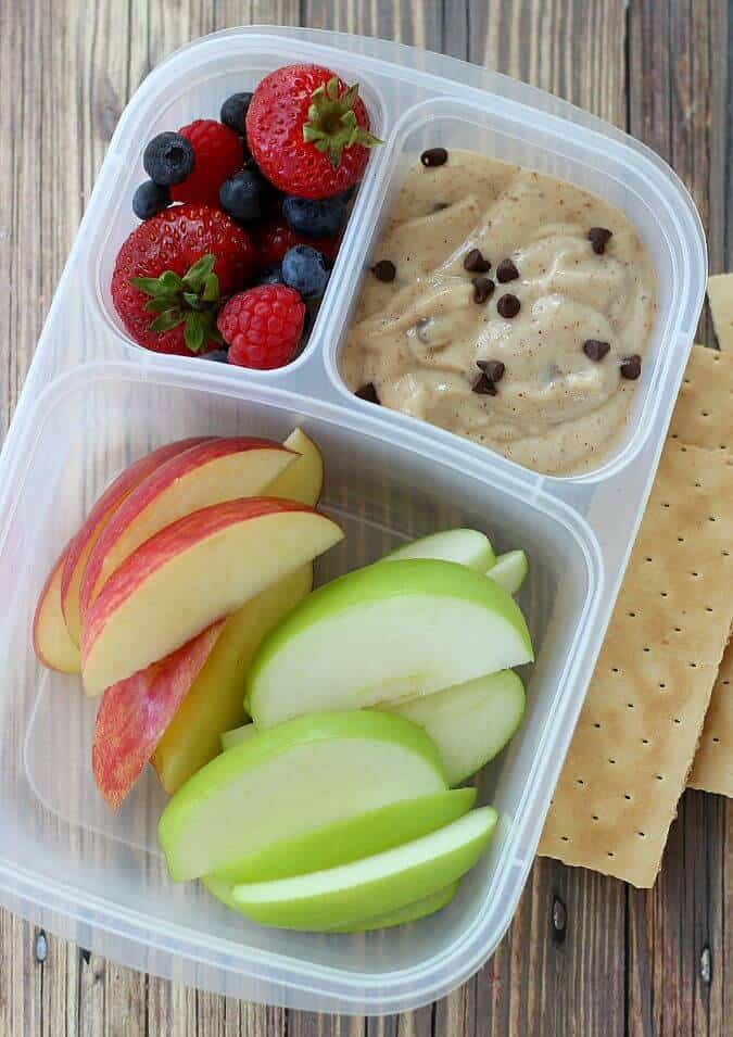 Homemade School Lunches