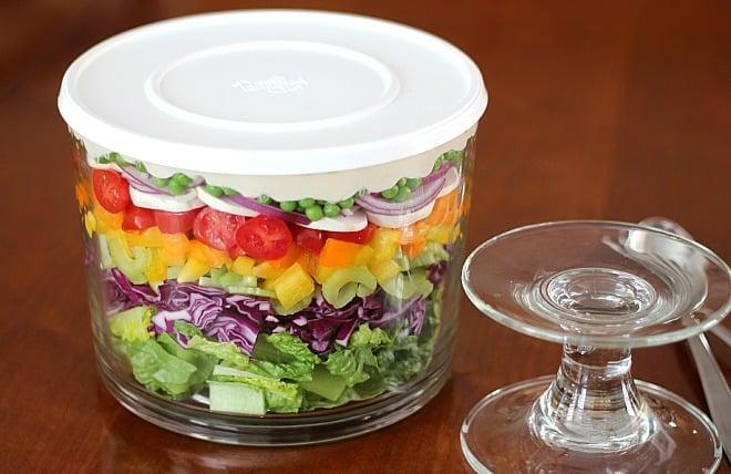 Pampered Chef Salad Bowl