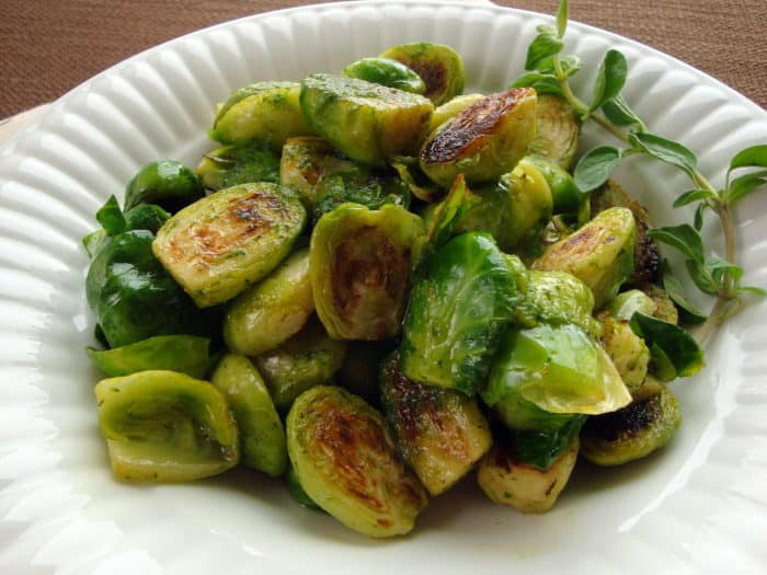 Brussel Sprout Recipes Roasted Asian