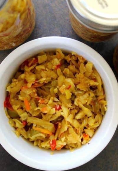 Chow Relish