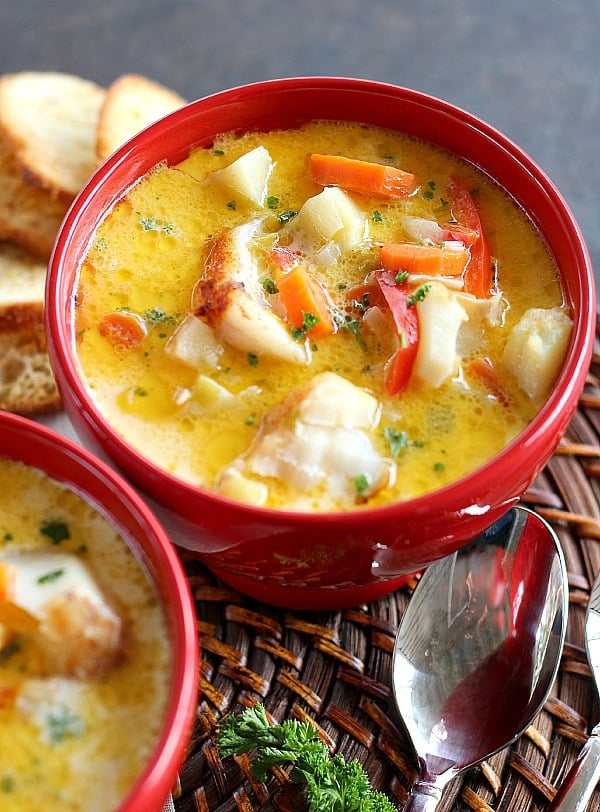 Oven-Baked-Chowder