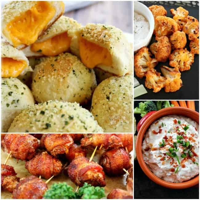Best Football Food recipes