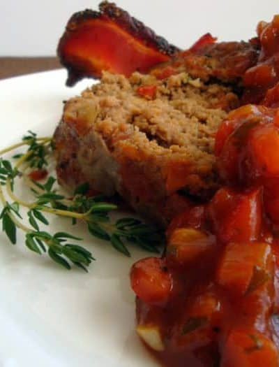 World's Best Meatloaf