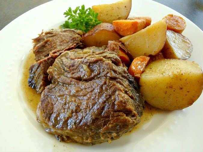 how to cook a nice roast beef