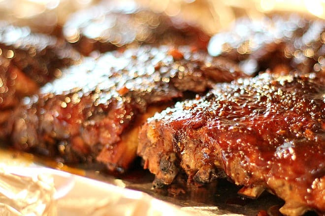 Best Baby Back Ribs in the Slow Cooker. Period.